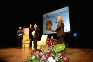 premio manzoni carriera 2016 maraini palco