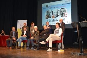 premio manzoni romanzo storico 2016 palco autorita